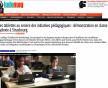 80% des élèves du lycée Truffaut sont issus de CSP défavorisées (capture d'écran)