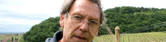Patrick Meyer, vigneron en biodynamie à Nothalten