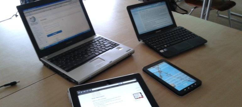 À l'Eurométropole, les agents pourront utiliser leurs tablettes personnelles