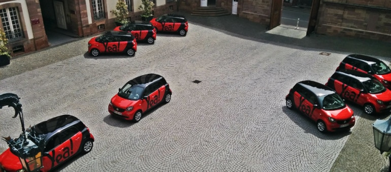 Citiz va doubler le nombre de voitures Yea! disponibles