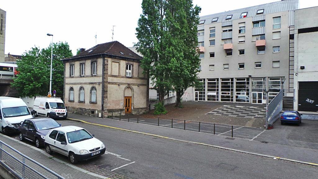 L 39 avenir du quartier de la laiterie se pr cise for Maison de la literie strasbourg
