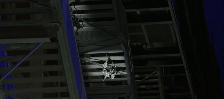 Shadok Hors les murs (5/5) : «Chimères Orchestra», des robots percussions
