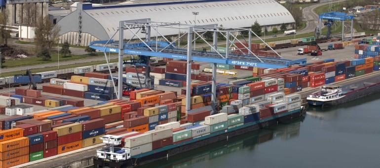Une navette fluviale de Strasbourg à Saverne pour remplacer 5800 camions?