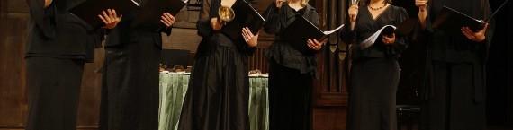 L'ensemble vocal féminin Discantus, qui se produira au festival, s'est imposé sur le plan international dans son répertoire.