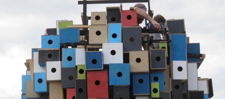 Du Bastion au Barrage Vauban: 30 artistes sortent de leurs retranchements