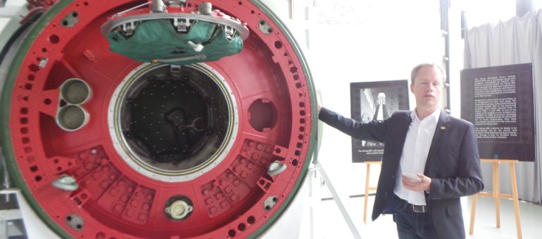 On a visité l'université qui veut «quitter Strasbourg pour s'installer dans l'espace»