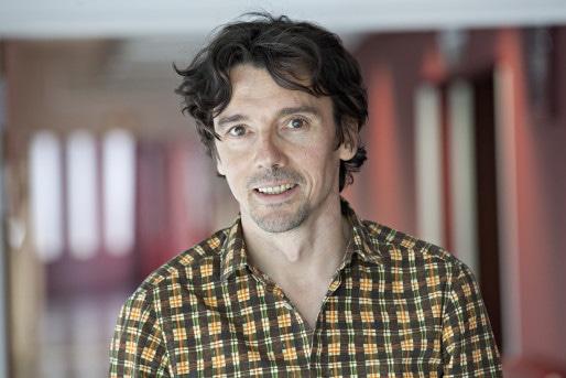 Stanislas Nordey, nouveau directeur du Théâtre National de Strasbourg (Photo Jean-Louis Fernandez)