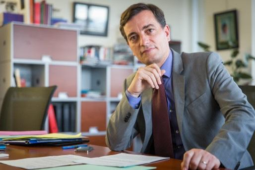 Alain Fontanel, 1er Adjoint au Maire de Strasbourg chargé de la culture (Document remis)