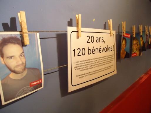 Les bénévoles du Kafteur mis à l'honneur (Photo MB / Rue89 Strasbourg)
