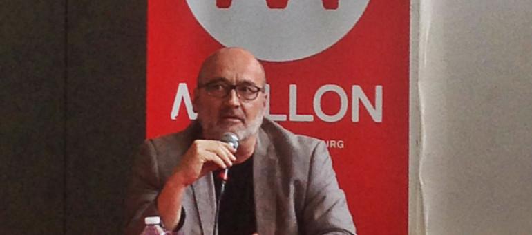 Frédéric Simon nouveau directeur du Maillon