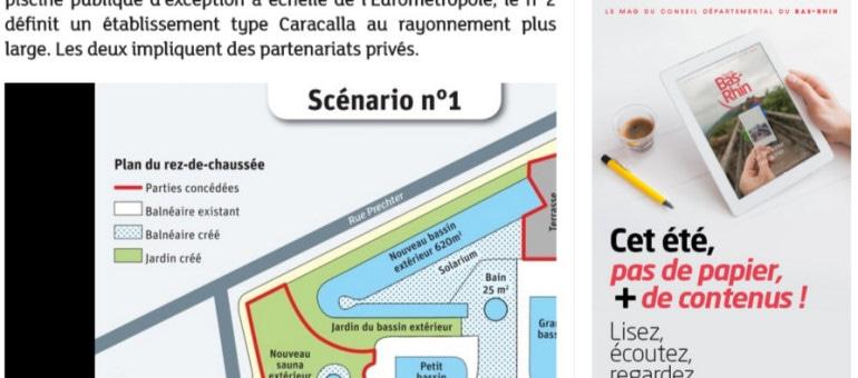 En 2009, on parlait d'une piscine publique extérieure à la Victoire