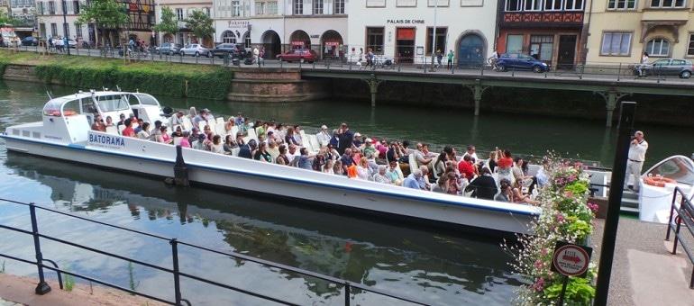 Le Strasbourg des anecdotes, au fil de l'eau par Batorama