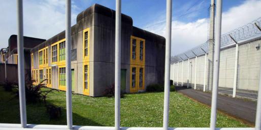 La maison d'arrêt de Strasbourg a fait l'objet d'un rapport en urgence en mai dernier. (Photo: CGLPL)