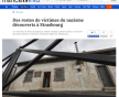 Il y avait donc bien des restes de victimes du nazisme à Strasbourg (capture d'écran)