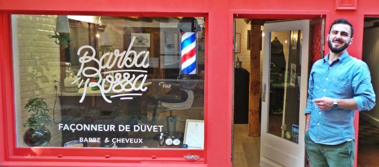 Qui sont ces barbiers qui taillent les barbes des Strasbourgeois