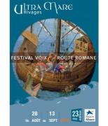 Festival voix et routes romanes  2015