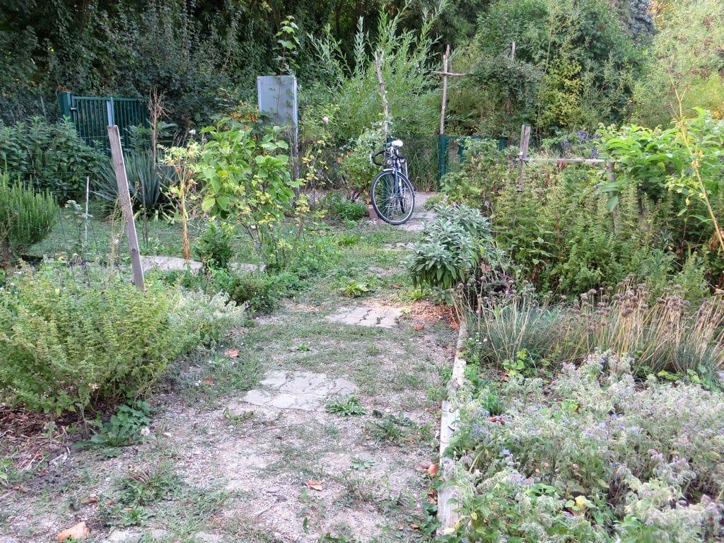 À l\'ouest de Strasbourg, on ne badine pas avec les jardins ...