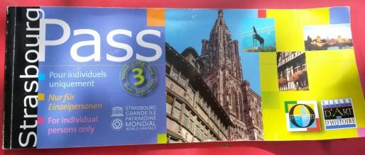 Le Strasbourg Pass est valable 3 jours consécutifs. Crédit CG/Rue89 Strasbourg