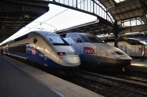 Le service TGV Pop sera mis en place dès le 29 août. (Photo Wikimedia Commons)