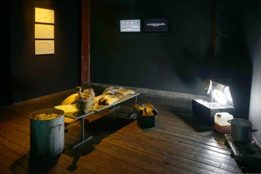 Le Crassier - Viridis, la ferme à spiruline - Art Act (doc. remis - CEAAC)