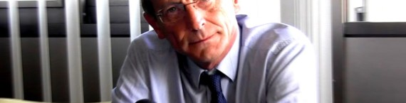 Robert Herrmann, présidente de l'Eurométrople. Photo EJ / Rue89 Strasbourg