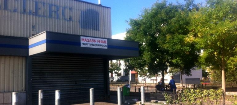 Carrefour City reprend le supermarché de l'Elsau
