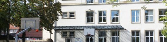 L'école du Neufeld à Strasbourg (Photo AF / Rue89 Strasbourg)
