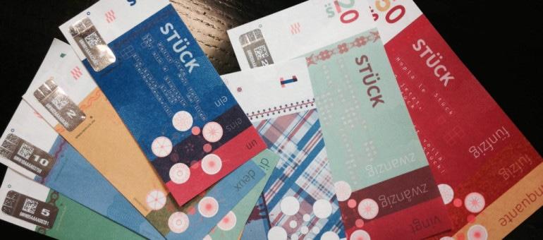 Le Stück, la monnaie locale de Strasbourg, lancée officiellement