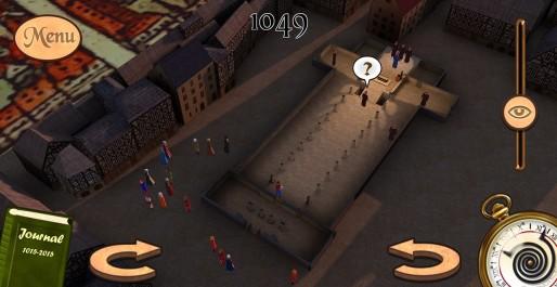 Capture d'écran du jeu Millenium Quest (Photo/MéthodIntheMadness/cc)