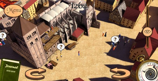 Capture d'écran du jeu Millenium Quest. (Photo/MéthodIntheMadness/cc)