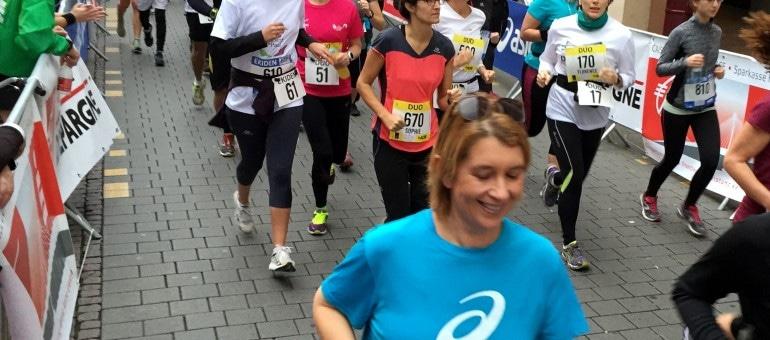 J'ai couru le marathon de l'Eurodistrict Strasbourg-Ortenau
