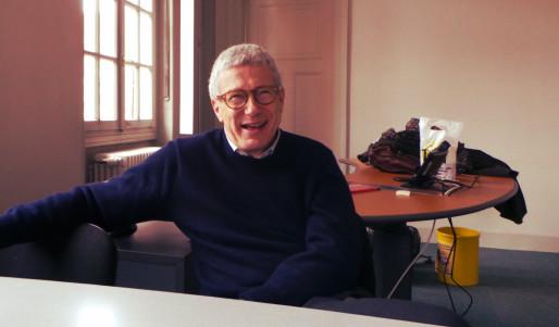 Intronisé en novembre 2014, le déontologue de Strasbourg n'a pas encore été saisi. (photo JFG / Rue89 Strasbourg)