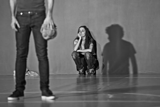 """""""Répétition"""" de Pascal Rambert, ronde de paroles (Photo Jean-Louis Fernandez)"""