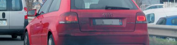 Les véhicules les plus polluants ne pourront plus accéder à certaines zones de Strasbourg (Photo Pittou2 / FlickR / cc)