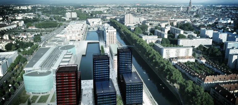 À 4 800€ le m², les appartements des tours Blacks Swans sont vendus