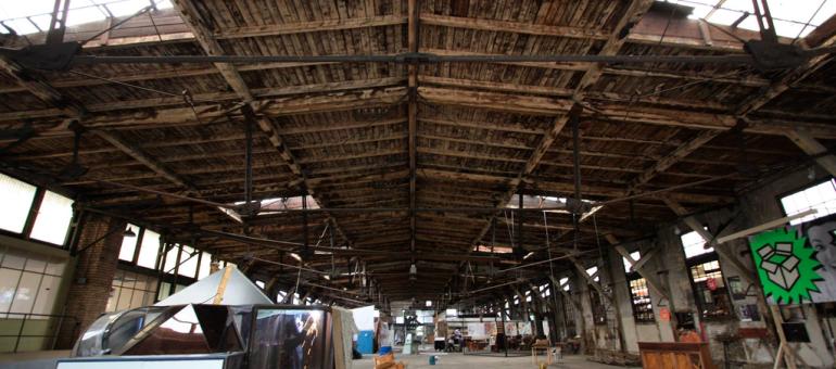 Menace sur les ateliers d'artistes de La Semencerie