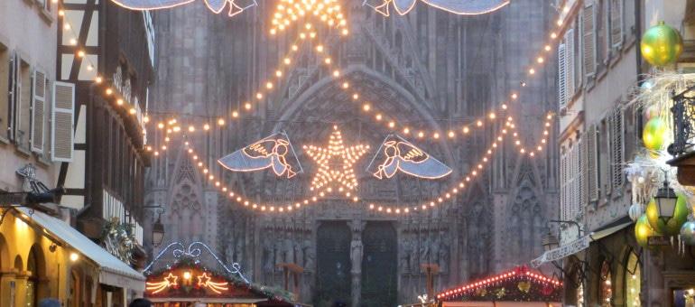 Illuminations : la bonne opération de l'association des commerçants de Strasbourg