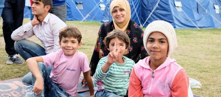 La générosité, moteur des associations d'aide aux réfugiés