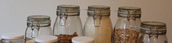 Utiliser des bocaux pour des achats zéro déchet (Photo LH)