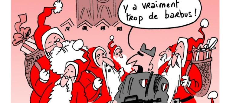 Marché de Noël : pourquoi Strasbourg hésite…