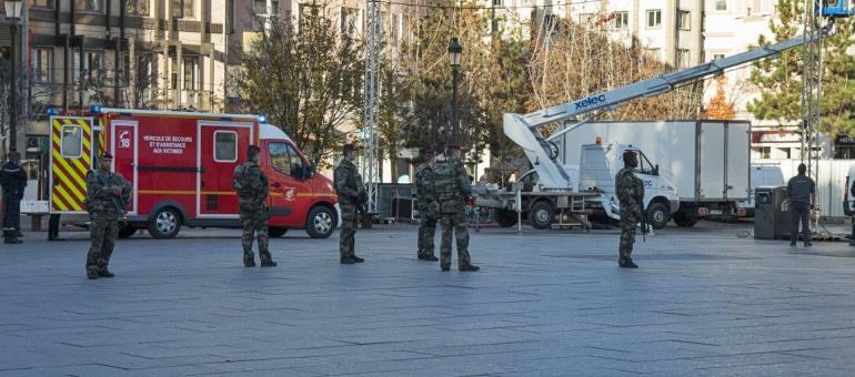 Deuil national et état d'urgence : ce qu'il va se passer à Strasbourg