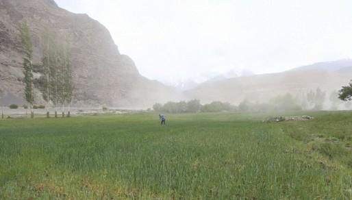 Le Tadjikistan (Photo Arte / Opération Climat)