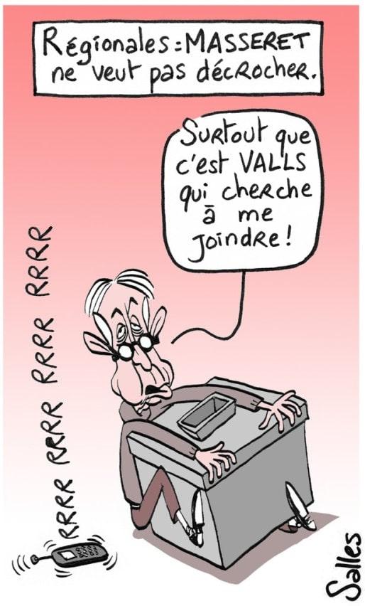 (Dessin Laurent Salles)