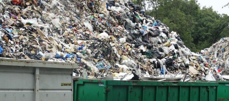 Sénerval : où sont trimbalées les poubelles strasbourgeoises ?