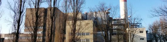 L'usine d'incinération des ordures ménagères du Rohrschollen est à l'arrêt depuis le 15 octobre. (Photo : PF / Rue89 Strasbourg / cc)