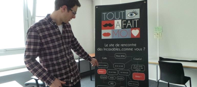 Un Strasbourgeois lance un site de rencontres entre «chieuses» et «gros lourds»