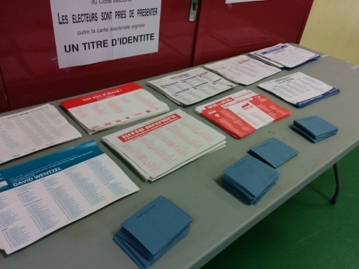 Grande région, grands bulletins (Photo PF / Rue89 Strasbourg)