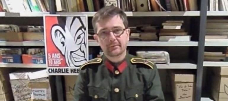 [Ciné-Club] Venez à notre soirée sur Charlie Hebdo mardi