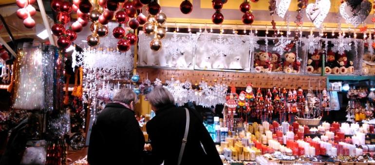 Les retombées du marché de Noël, refroidies par les annulations