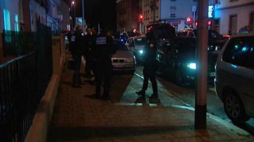 Trois opérations antiterroristes ont été menées au même moment à Strasbourg et Vendenheim (Capture d'écran France 3 Alsace)